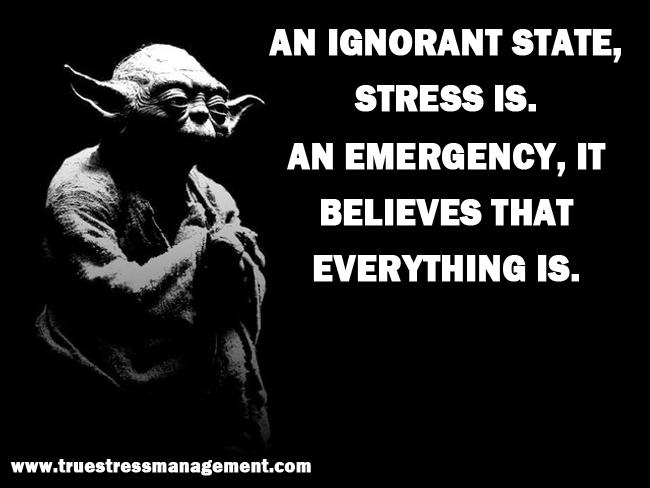 Yoda Stress Quotes 1