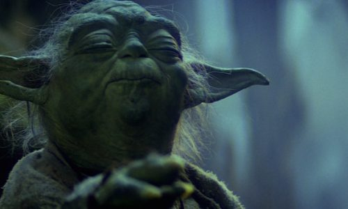 yoda stress management quotes