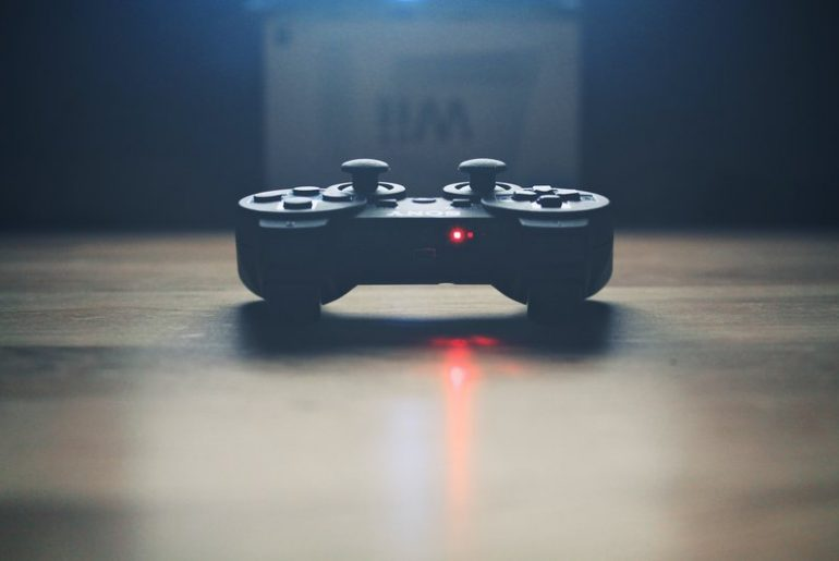 video games relieve stress