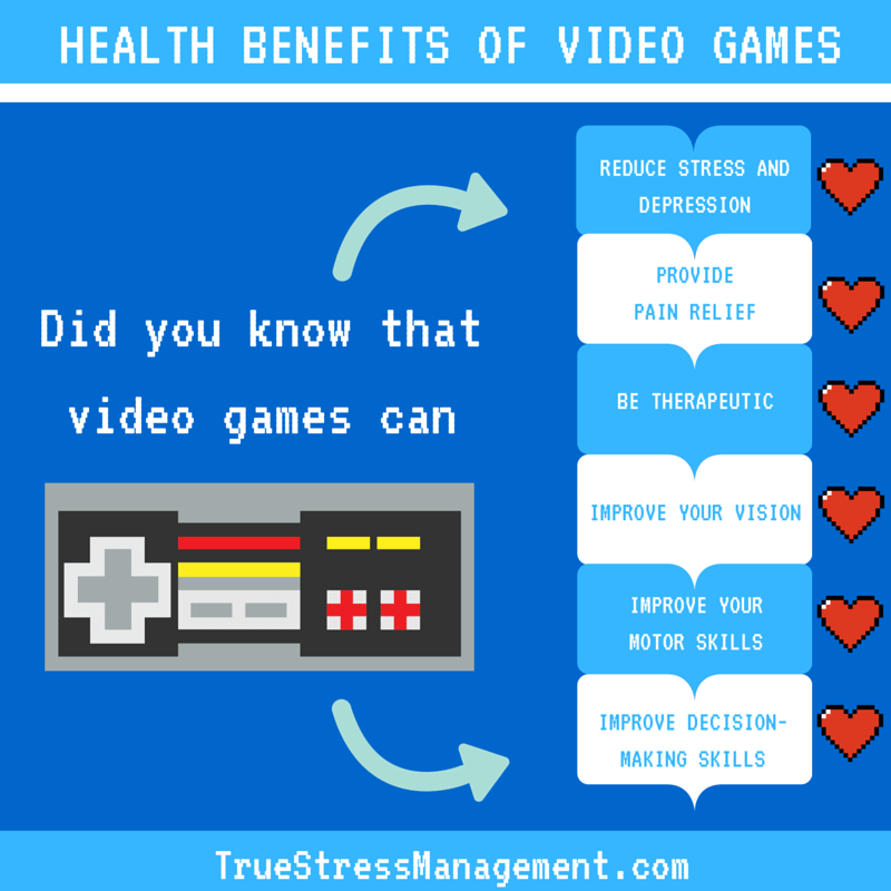 Video Game Health Benefits