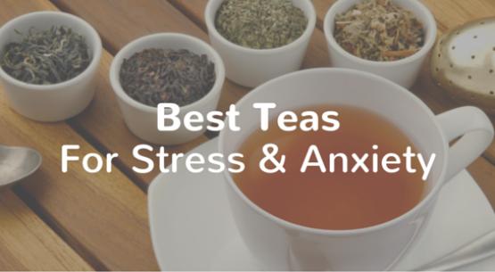 Best teas for stress