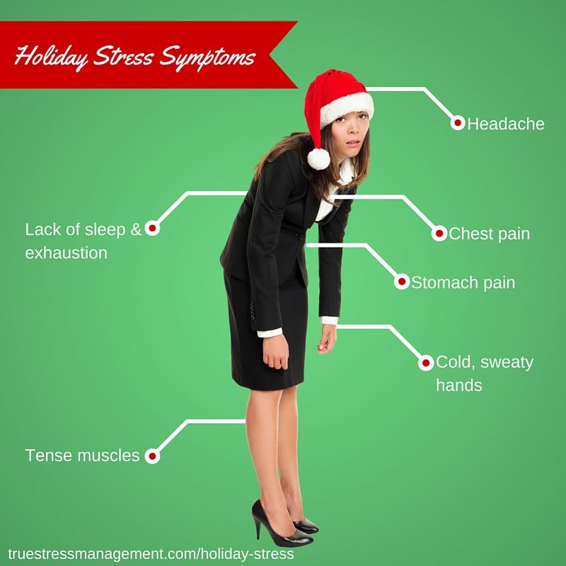 Holiday Stress Symptoms