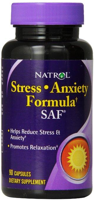 Natrol SAF Stress Formula