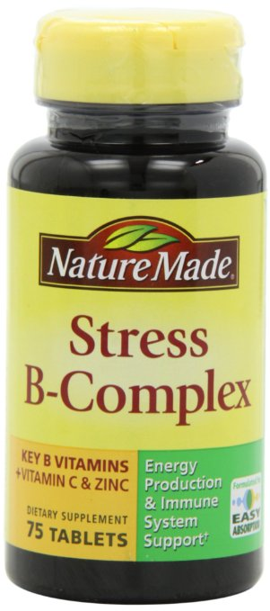 Nature Made Stress B Complex