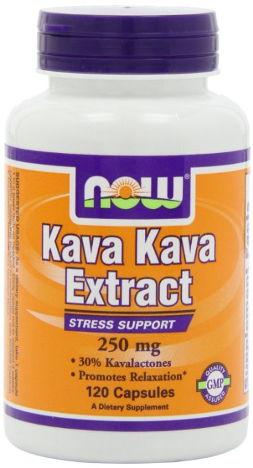 Now Foods Kava Kava Extract Stress Support