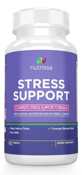 Nutrissa Stress Support Supplement