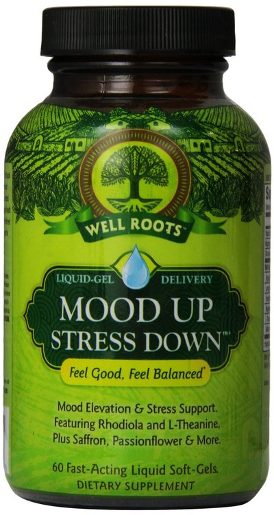Well Roots Mood Up Stress Down