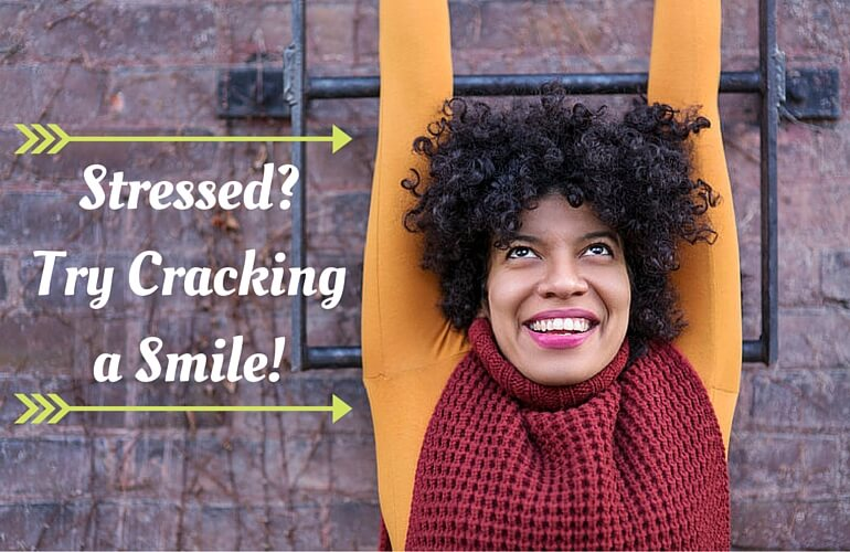 stress smiling study Smile it's good for you a study conducted by clinical psychologists tara kraft and sarah pressman showed the surprisingly positive effects of turning that.