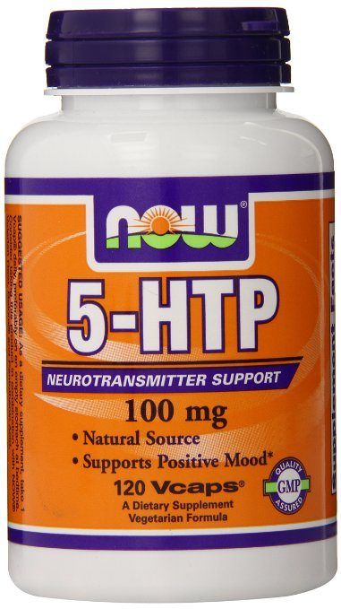 Now Foods 5-HTP Supplement