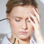 stress symptoms in women