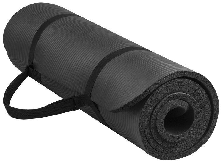BalanceFrom GoYoga All Purpose High Density Yoga Mat