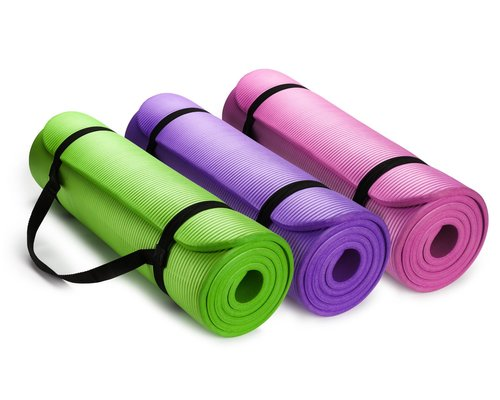 HemingWeigh Extra Thick Yoga Mat