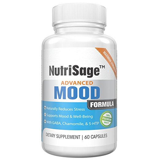 NutriSage Advanced Mood Formula