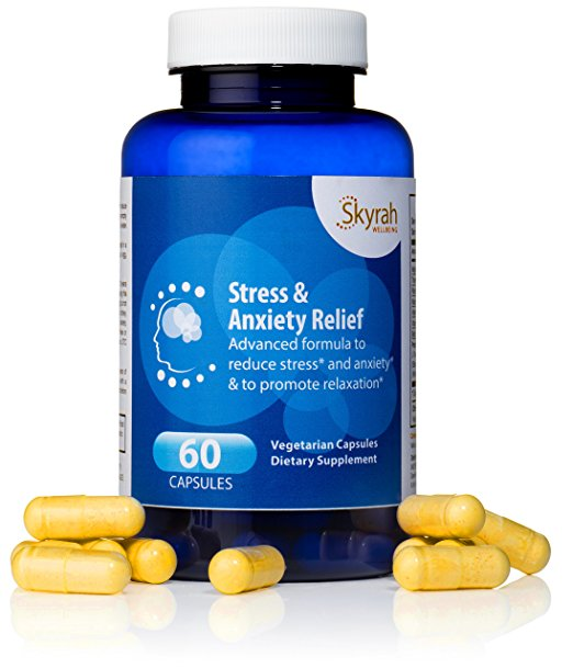 Skyrah Stress & Anxiety Relief Supplement