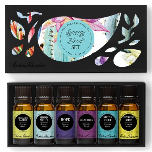 Synergy Blends Essential Oils