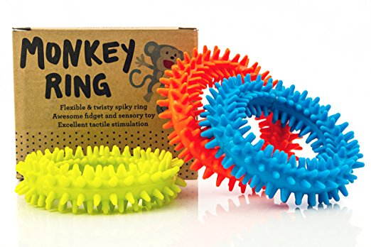 Spiky Sensory Ring