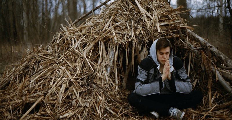 meditation natural stress relief