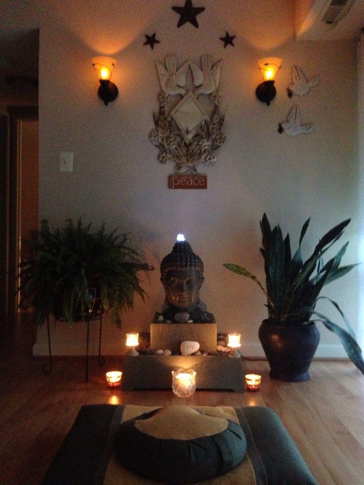 meditation room lighting