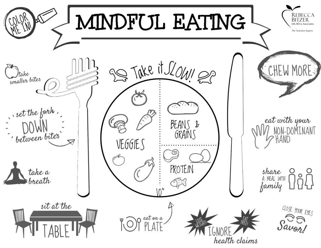 mindful eating tips