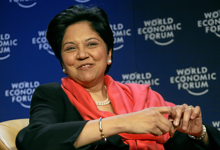 indra nooyi on how to feel less stressed