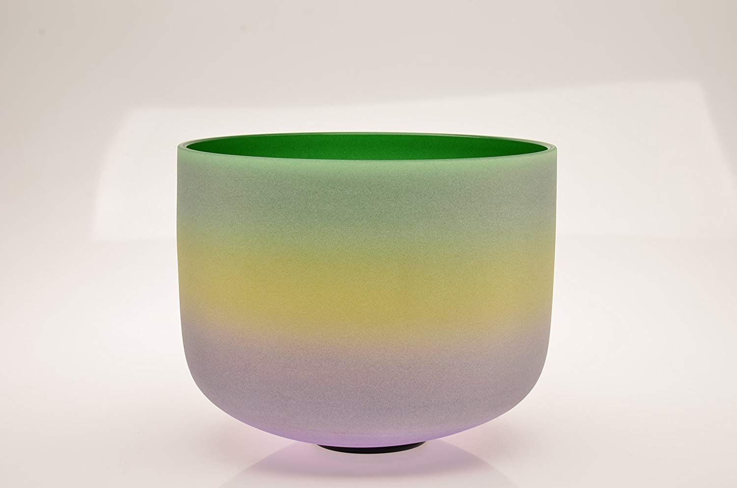 TOPFUND Chakra Rainbow Color Singing Bowl