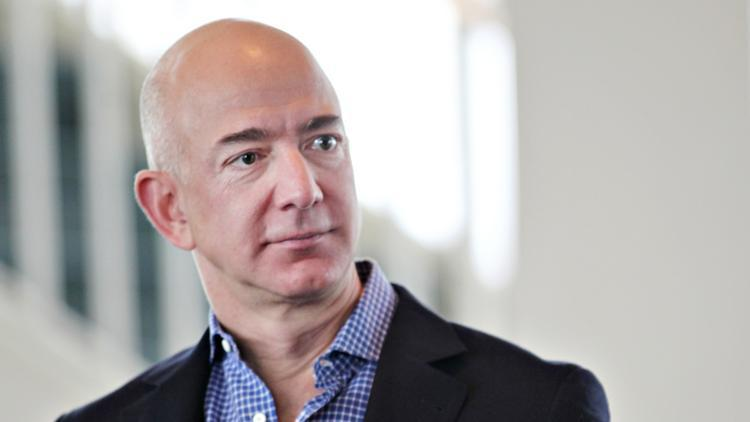 jeff bezos on how to feel less stressed