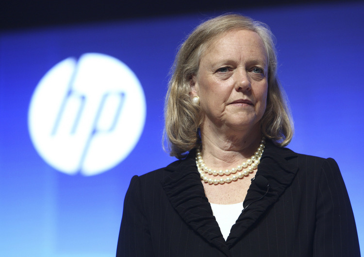 Meg Whitman how to feel less stressed