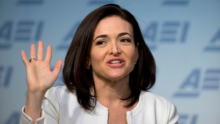 sheryl sandberg on how to feel less stressed