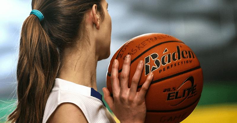 stress relieving hobbies - basketball