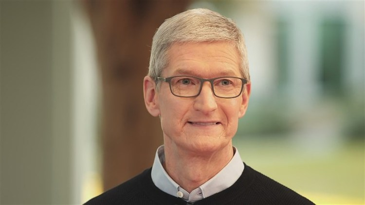 tim cook on how to feel less stressed