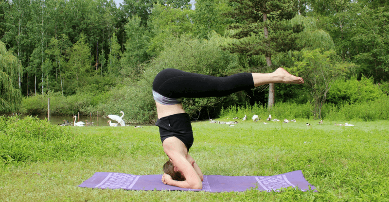 stress relieving hobbies - yoga