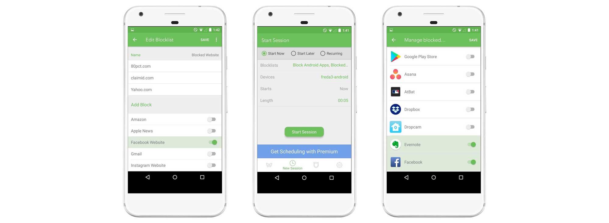 freedom mobile app