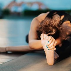 yoga poses stress relief