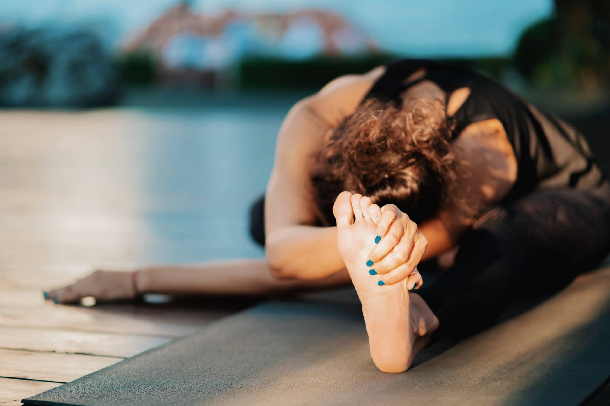 6 Yoga Poses for Stress Relief