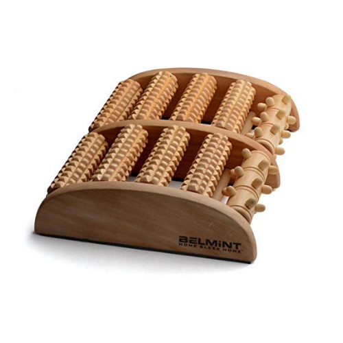 Wooden Foot Roller