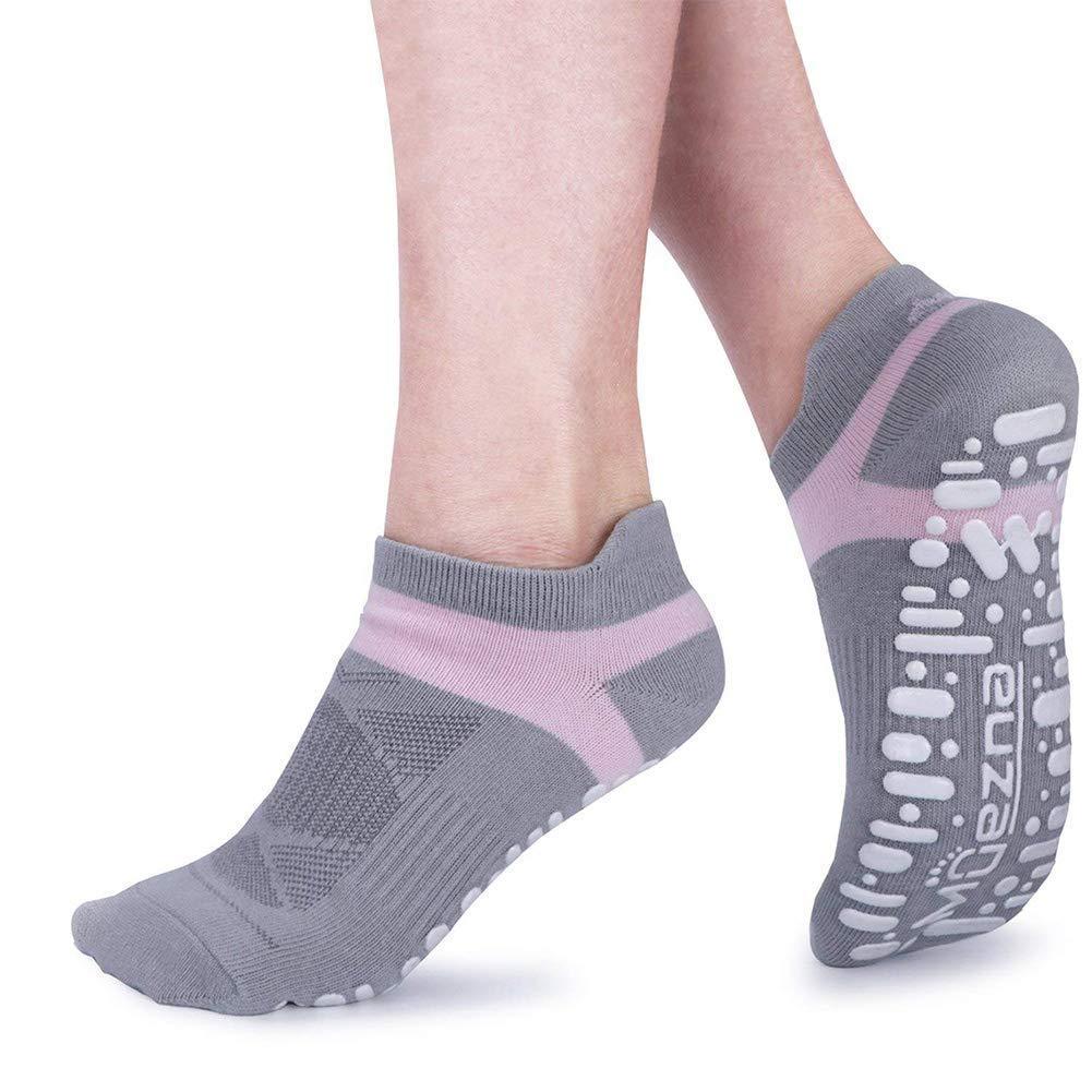 Muezna Non-Slip Yoga Socks