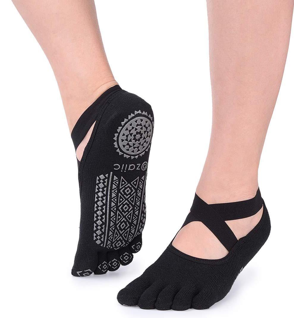 Ozaiic Yoga Toe Socks