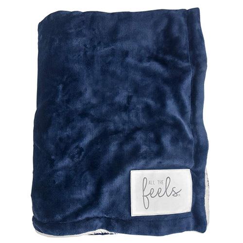 All the Feels Premium Reversible Blanket