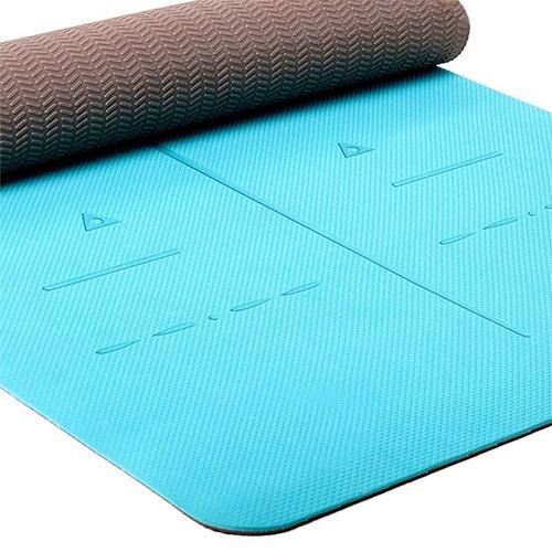 Heathyoga Eco Friendly Non Slip Yoga Mat
