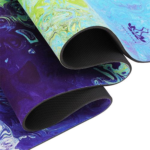 Heathyoga Synergy Yoga Mat Non Slip Hot Yoga Mat