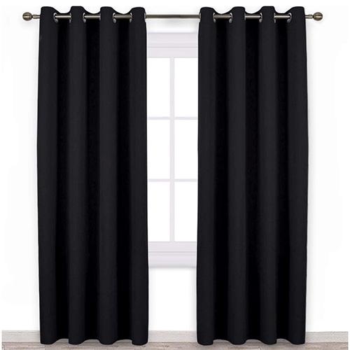 NICETOWN Patio Blackout Curtain Shades
