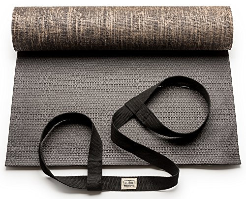 Natural Jute Yoga Mat Eco-Friendly Non-Toxic Yoga Mat