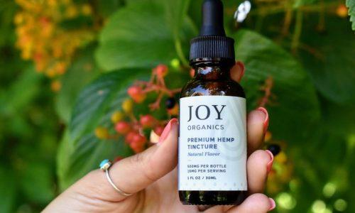 Joy Organics CBD Review