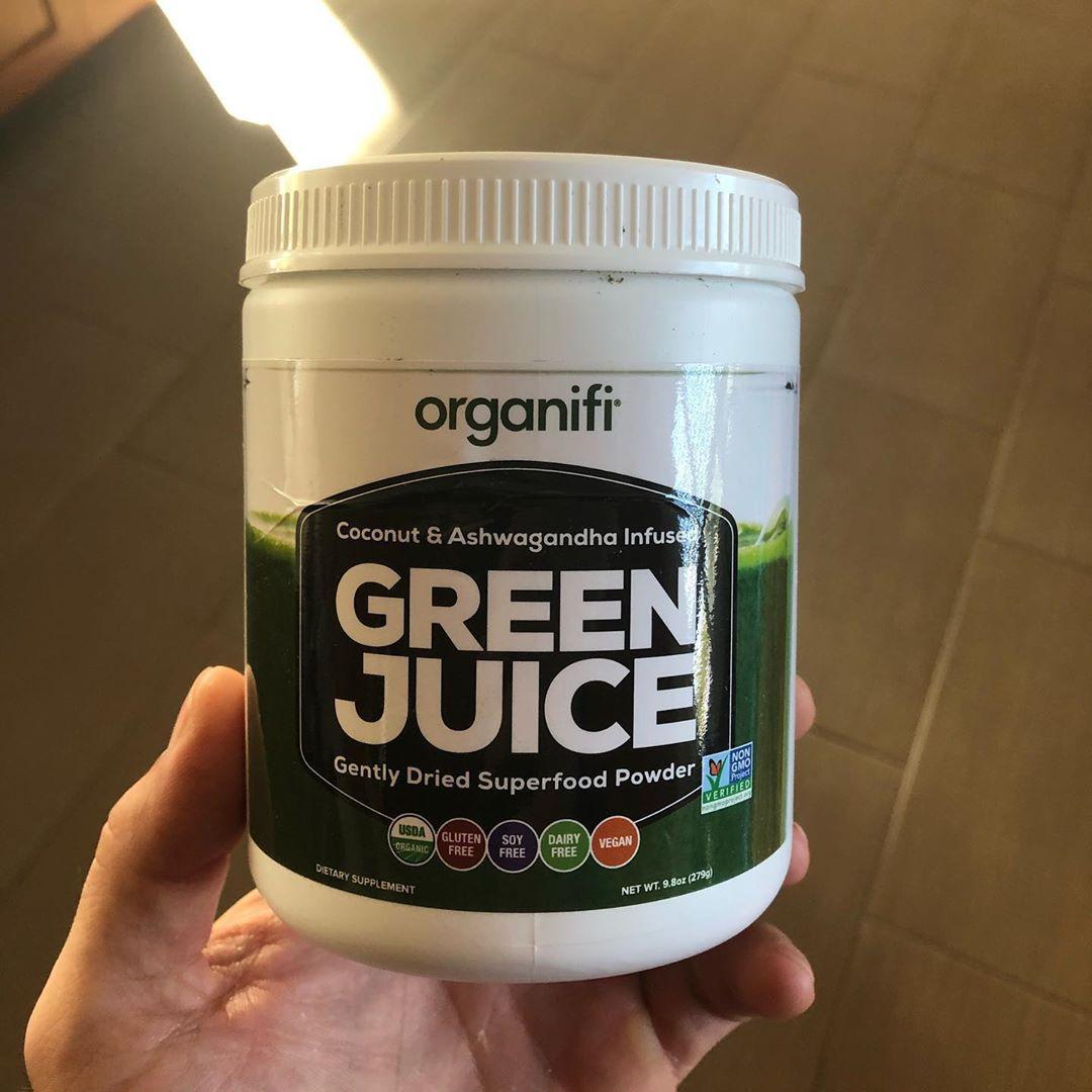 organifi bottle