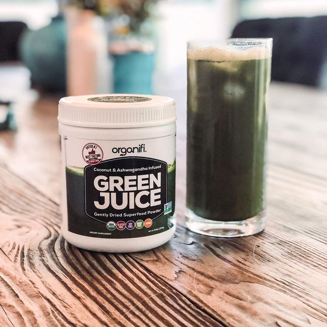 organifi green color